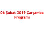 06.02.2019 Programı