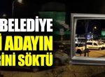 YENİÇAĞ : AKP'li Belediye, CHP'li Adayın Afişlerini Söktü