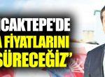 """YENİÇAĞ: Özgen NAMA : """"Sancaktepe'de Gıda Fiyatlarını Düşüreceğiz"""""""