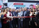 BİRGÜN : Özgen NAMA: Sancaktepe'de Bütün Renkleri Birleştirdik
