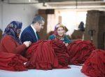Tekstil Fabrikasını Ziyaretimiz
